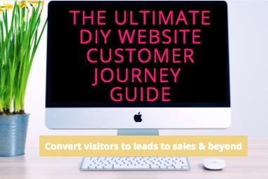 Blue Dog Websites Ultimate DIY Website Customer Journey Guide